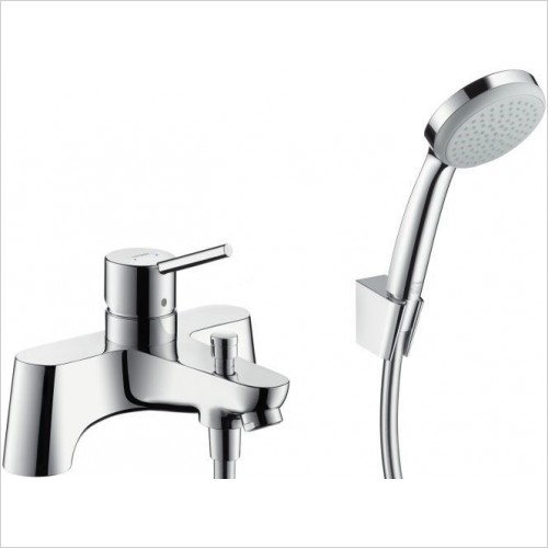 Hansgrohe Showers - Talis Rim Mounted Bath Shower Mixer