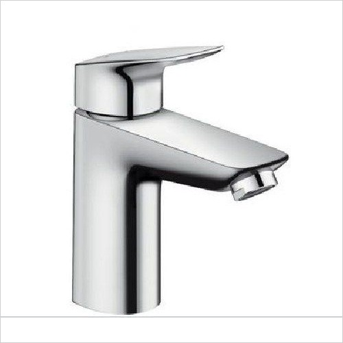 Logis Single Lever Basin Mixer 100 Without Waste Set