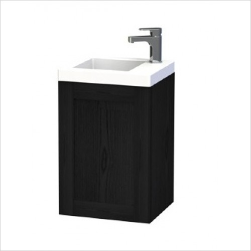 Miller Furniture - London Vanity Unit 40cm LH Door