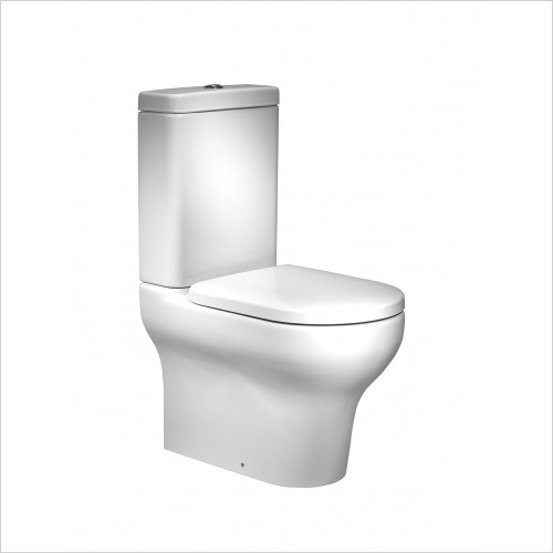 Roper Rhodes Toilets - Note Close Coupled Pan