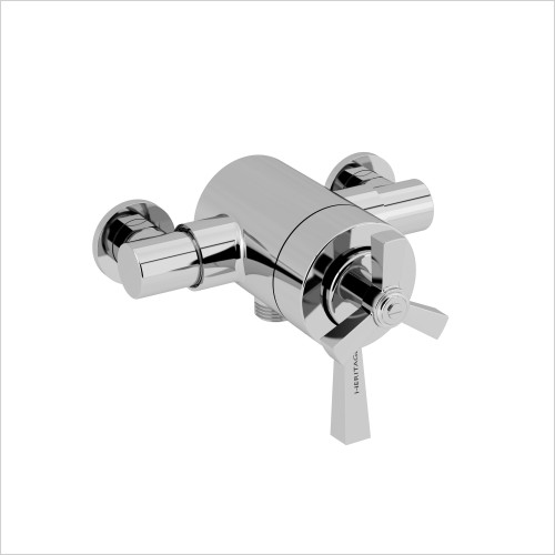 Heritage Showers - Gracechurch Exposed Shower Valve
