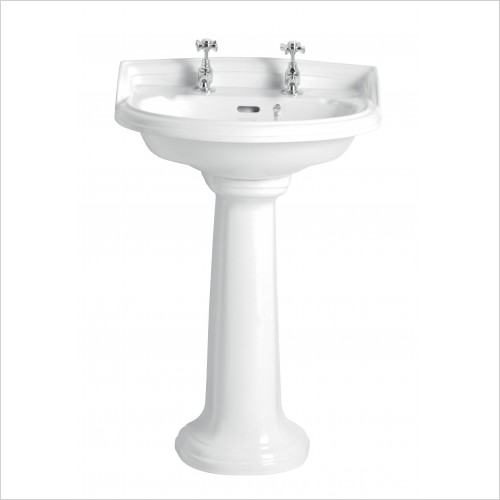 Heritage Basins - Dorchester Medium Basin 3TH