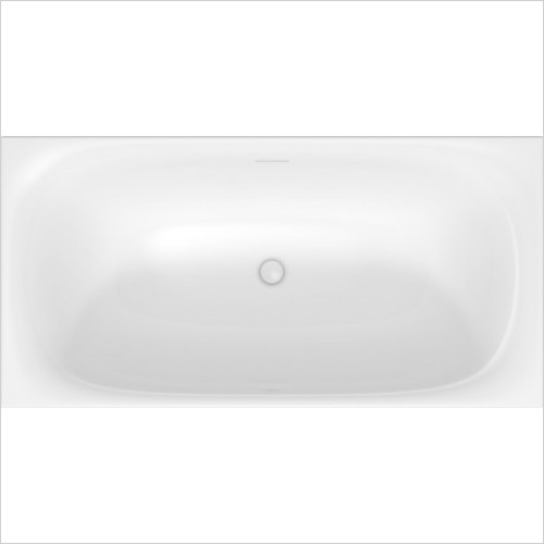 Duravit Baths - Bathtub Xviu 1600x800mm With Metal Frame