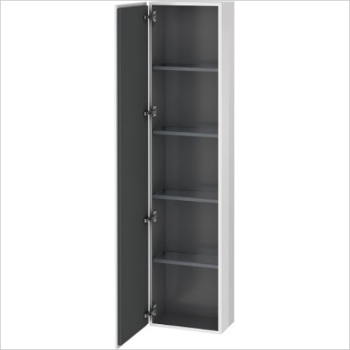 Duravit Furniture - L-Cube Tall Cabinet 1760x400x243mm 1 Door
