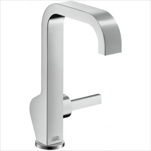 Axor Taps - Citterio Single Lever Basin Mixer With High Spout