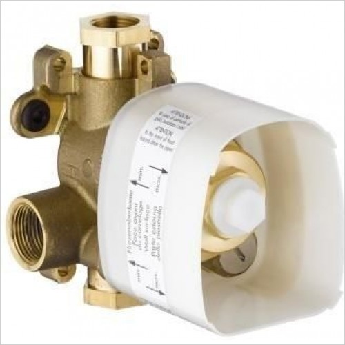 Axor Optional Extras - Starck Basic Set Thermostat For Concealed Installation