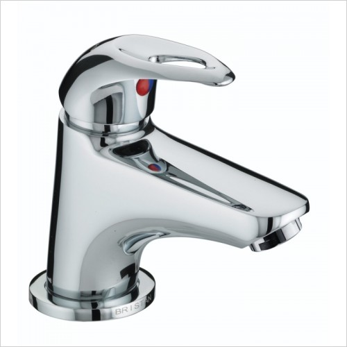 Java Miniature Basin Mixer With Pop Up Waste