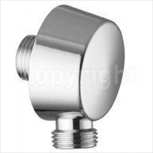 Crosswater Showers - Standard Wall Outlet