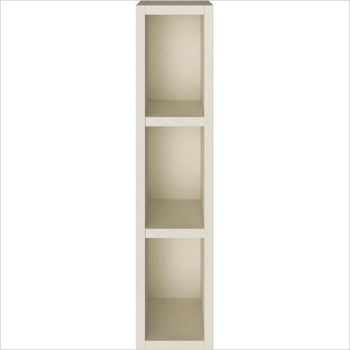 Heritage Furniture - Caversham 150mm Open Wall Unit