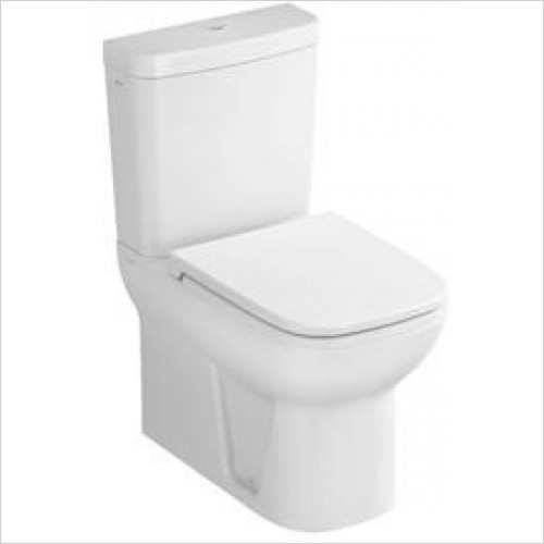 Vitra Toilets - S20 Close-Coupled WC Pan