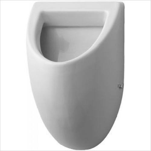 Duravit Urinals - Fizz Urinal Concealed Inlet Without Cover