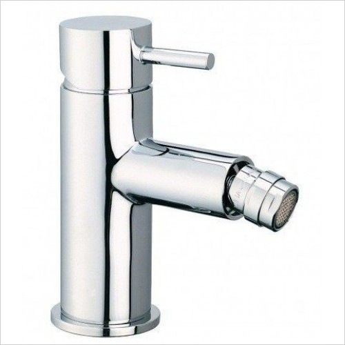 Crosswater Taps - Kai Lever Bidet Monobloc, Pop-Up Waste