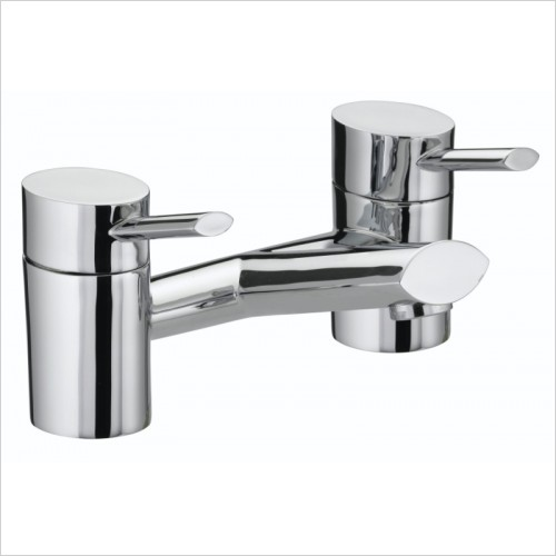 Bristan Taps - Oval Bath Filler