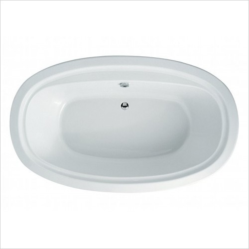 Adamsez Baths - Andante Grand Inset Bath 1900x1150mm