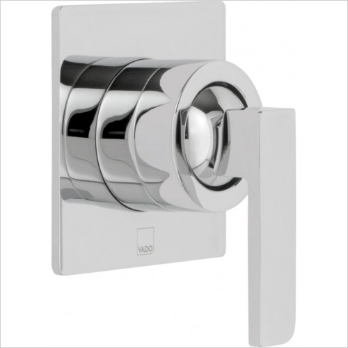 VADO Showers - Omika Concealed Manual Shower Valve Single Lever