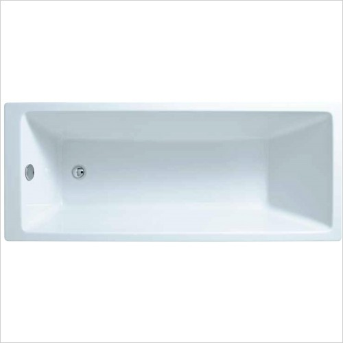 Adamsez Baths - Quadra Single Ended Bath 1700x750mm