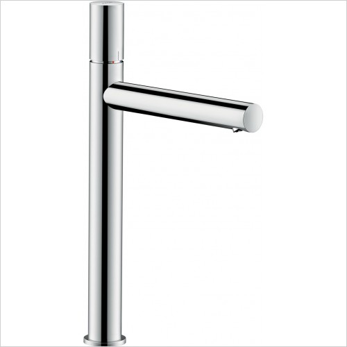 Axor Taps - Uno Single Lever Basin Mixer 260 Zero Handle Without Waste