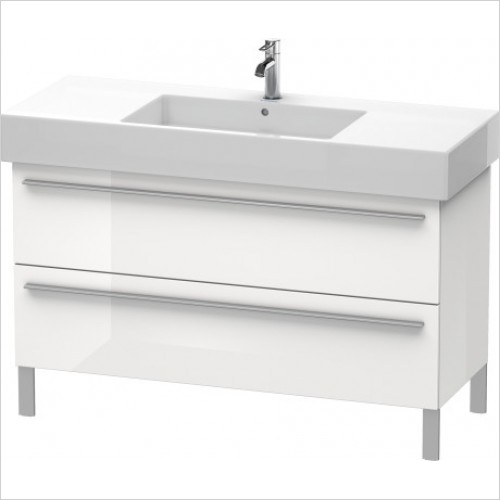 Duravit Furniture - X-Large Vanity Unit 588x1200x470mm 2 Drawers