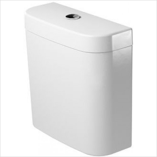 Duravit Optional Extras - Darling New Cistern With Dual Flush