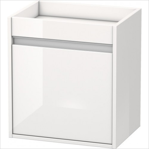 Duravit Furniture - Ketho Floor Cabinet 360x500x550mm - White Matt