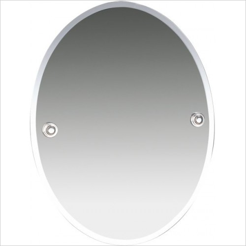 Miller Accessories - Oslo Wall Mounted Mirror