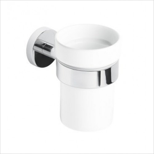 Venue Brass Toothbrush Holder