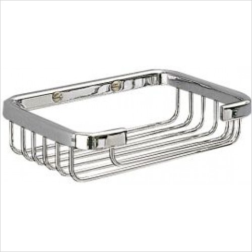 Miller Accessories - Classic Soap Basket