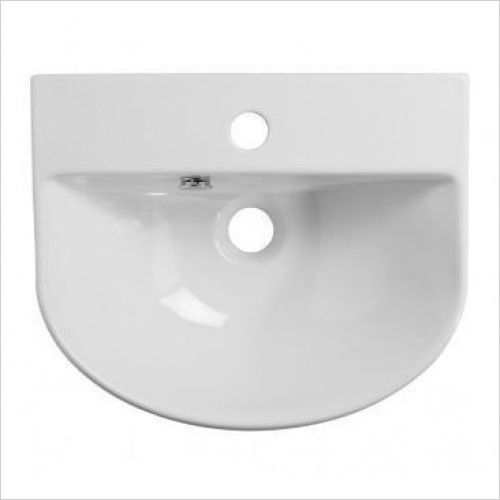 Roper Rhodes Basins - Zest Slim Semi-Countertop Basin