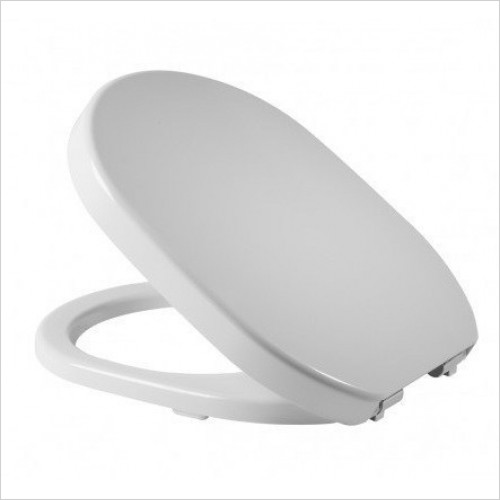 Zest 450mm Soft-Closing Toilet Seat