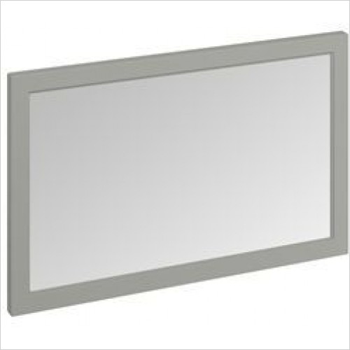 Burlington Accessories - 1200mm Framed Mirror (Without LED Lighting)