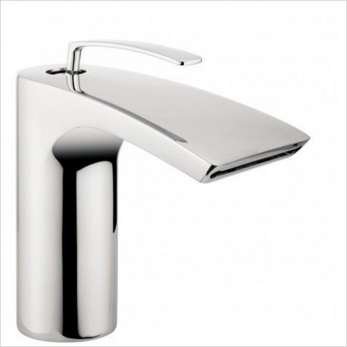 Crosswater Taps - Essence Bath Filler Monobloc, Deck Mounted