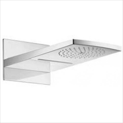 Hansgrohe Showers - Raindance Rainfall 180 AIR 2 Jet Overhead Shower