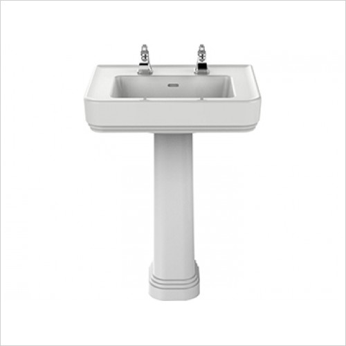 Heritage Basins - Wynwood 600mm Basin 1TH