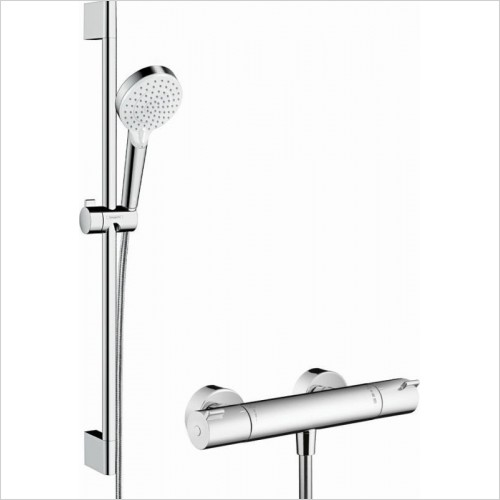 Hansgrohe Showers - Crometta Vario Combi 1001CL Set 650mm
