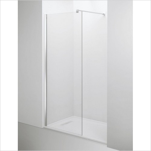 Simpsons Shower Enclosures - Pier 700mm Walk In Panel