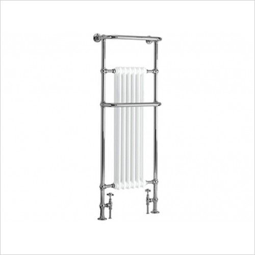 Heritage Heating - Cabot Heated Towel Rail