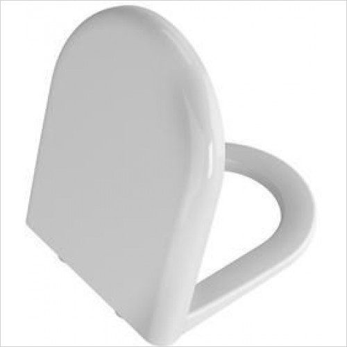 Vitra Toilets - Zentrum Toilet Seat, Soft Closing