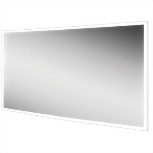 HIB Accessories - Globe 120 Mirror H60 x W120 x D4.5cm