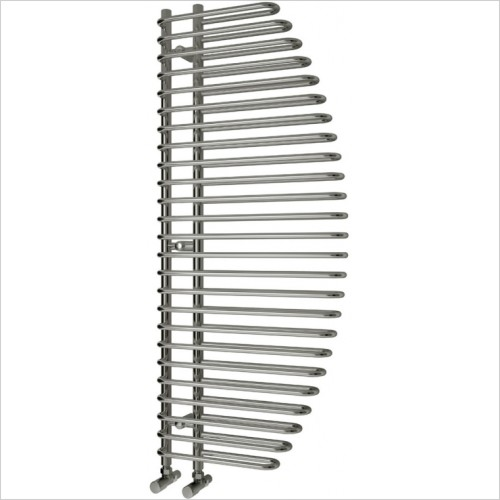 Reina Radiators - Nola Radiator 1400 x 600mm - Dual Fuel