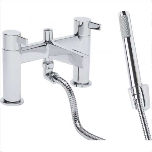 Roper Rhodes Taps - Aim Deck Mounted Bath Shower Mixer
