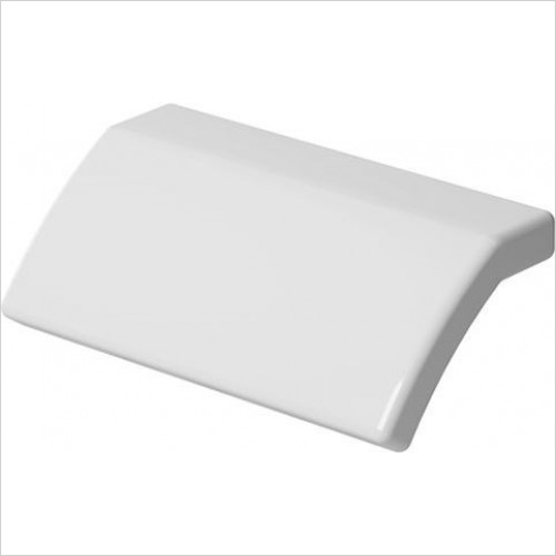 Duravit Optional Extras - Darling New Headrest Straight