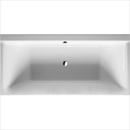 Duravit Baths - P3 Comforts Bathtub 1900x900mm Built-In Or For Panel