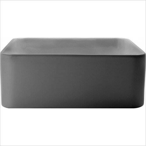 Bauhaus Basins - Bold Counter Basin 400mm