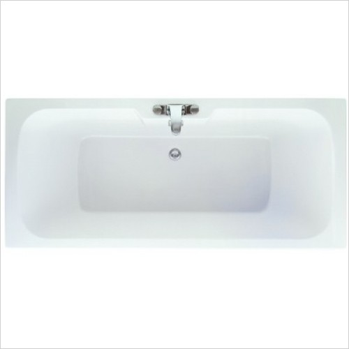 Adamsez Baths - Solar Double Ended Bath 1800x800mm