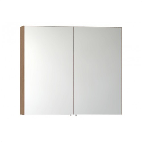 Vitra Furniture - Classic Mirror Cabinet 100cm