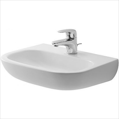 Duravit - Basins - D-Code Handrinse Basin 450mm Med 0TH