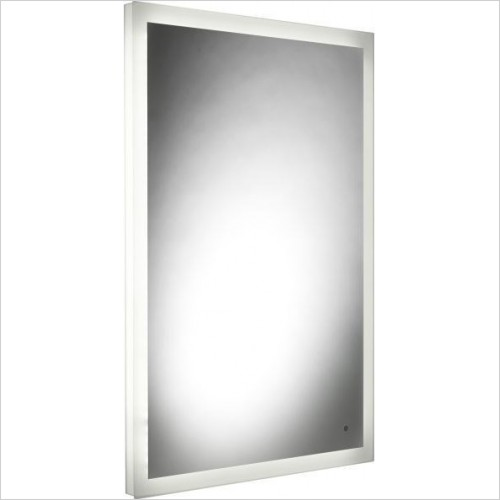 Intense Illuminated Mirror 800 x 600 x 30mm