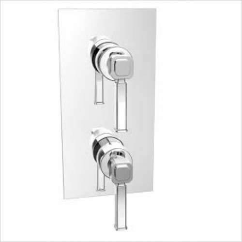 Heritage Showers - Somersby Recessed Shower Valve