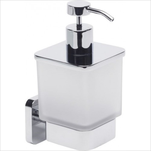 Roper Rhodes Accessories - Ignite Wall Mounted Soap Dispenser