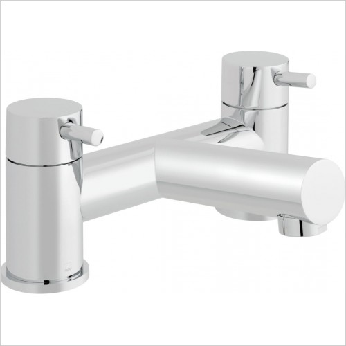 VADO Taps - Zoo 2 Hole Bath Filler Deck Mounted